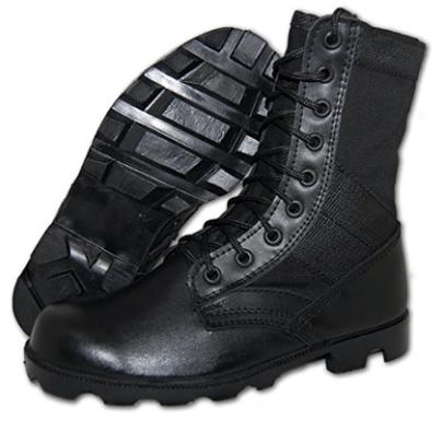 Shoe Artists Combat Jungle Boot Men in Black ba21472df9f