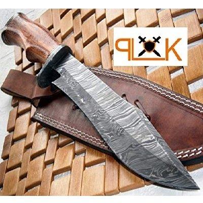 REG 215 - Handmade Damascus Steel