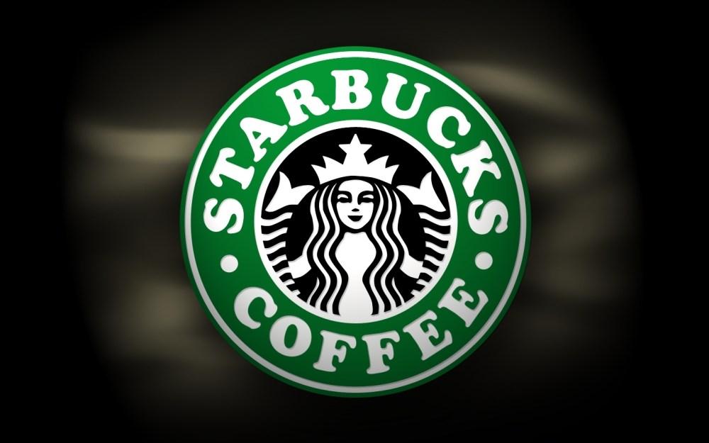 Circle-Starbucks-Coffee-Logo-Wallpaper