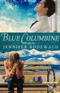 Blue Columbine Cover