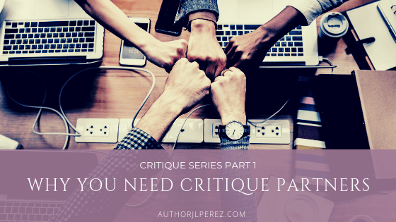 Ever wonder if you're doing this whole writing thing right? In part one of my four part series on crtiquing, I share why you need crtique partners.