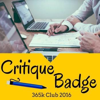 critiquebadge