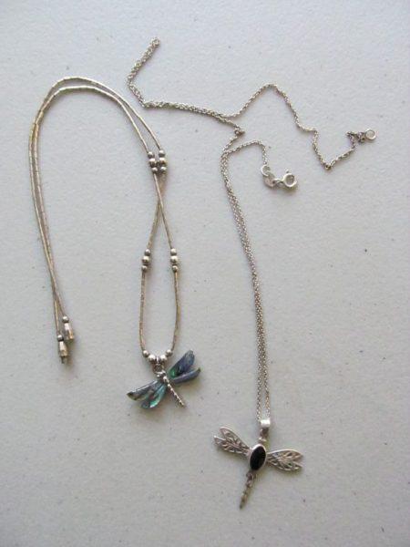 Dragonflies - pendants