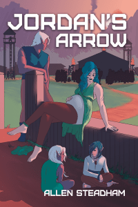 Interview With Allen Steadham – Author of Jordan's Arrow