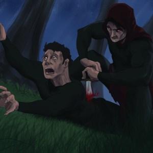 Hunter Painted Scene 3