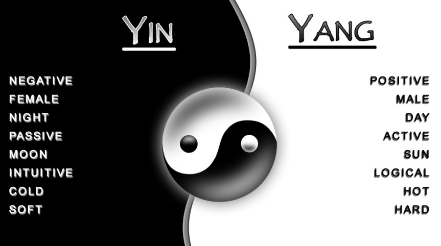 Positivity vs. Negativity - Battle of the Fittest Yin and Yang