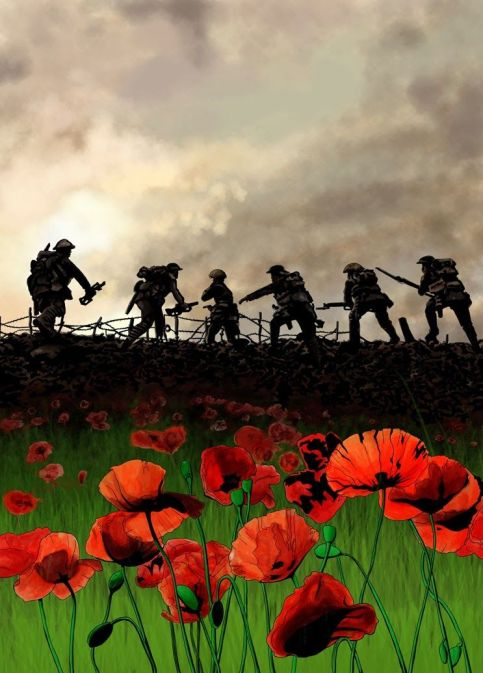 Joanne Reed This Is Your Quest Celebrating Remembrance - 11th November