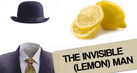 author joanne reed this is your quest know who you are invisible lemon man