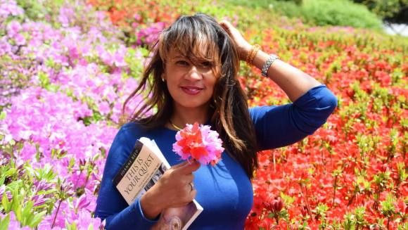 This is your quest author joanne reed Joy Based Living - Meaningful Conversations Springtime in South Korea