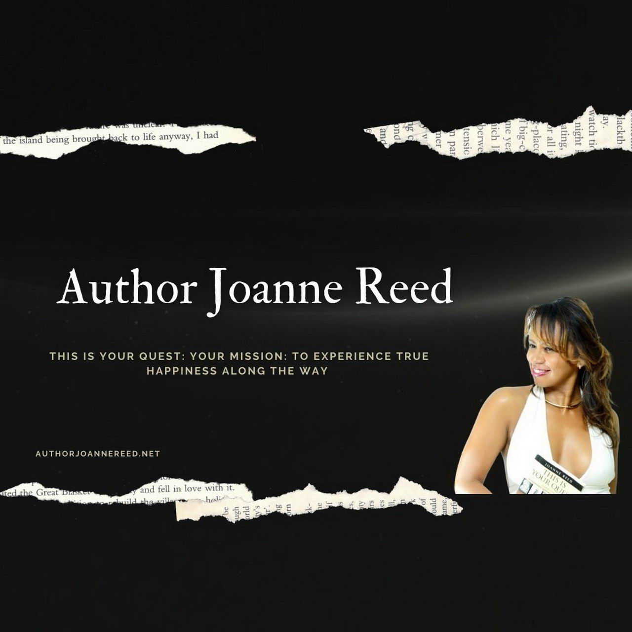 This Is Your Quest by Joanne Reed