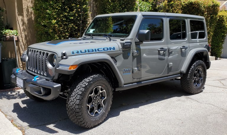 Why Jeep 4xe?