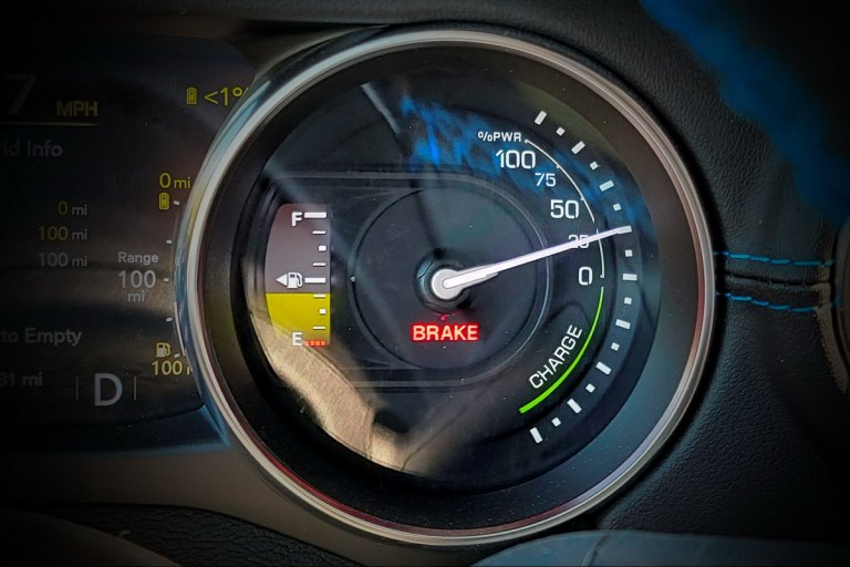 The Brake Light Issue