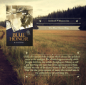Blue honor quote
