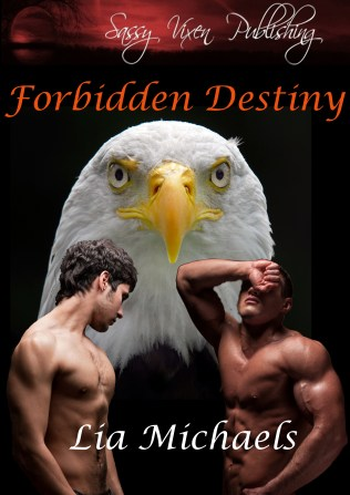 forbidden destiny cover with SVP logo