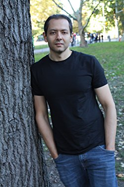 Omar El Akkad, winner of the Oregon Book Award for Fiction