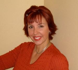 Author Lisa Mills