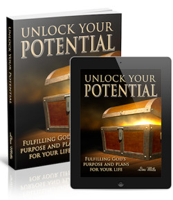 Unlock Your Potential Book Cover