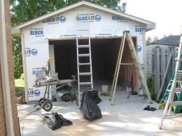 "The ""Taj Garage"" Construction"