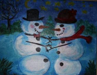 Snow Dancers