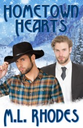 Hometown Hearts by M.L. Rhodes