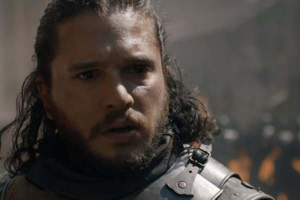 Jon Snow, confused about the battle. Like Me.