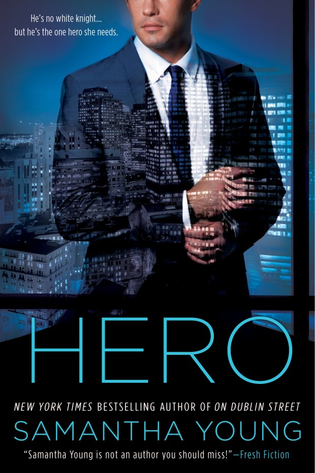 Hero copy