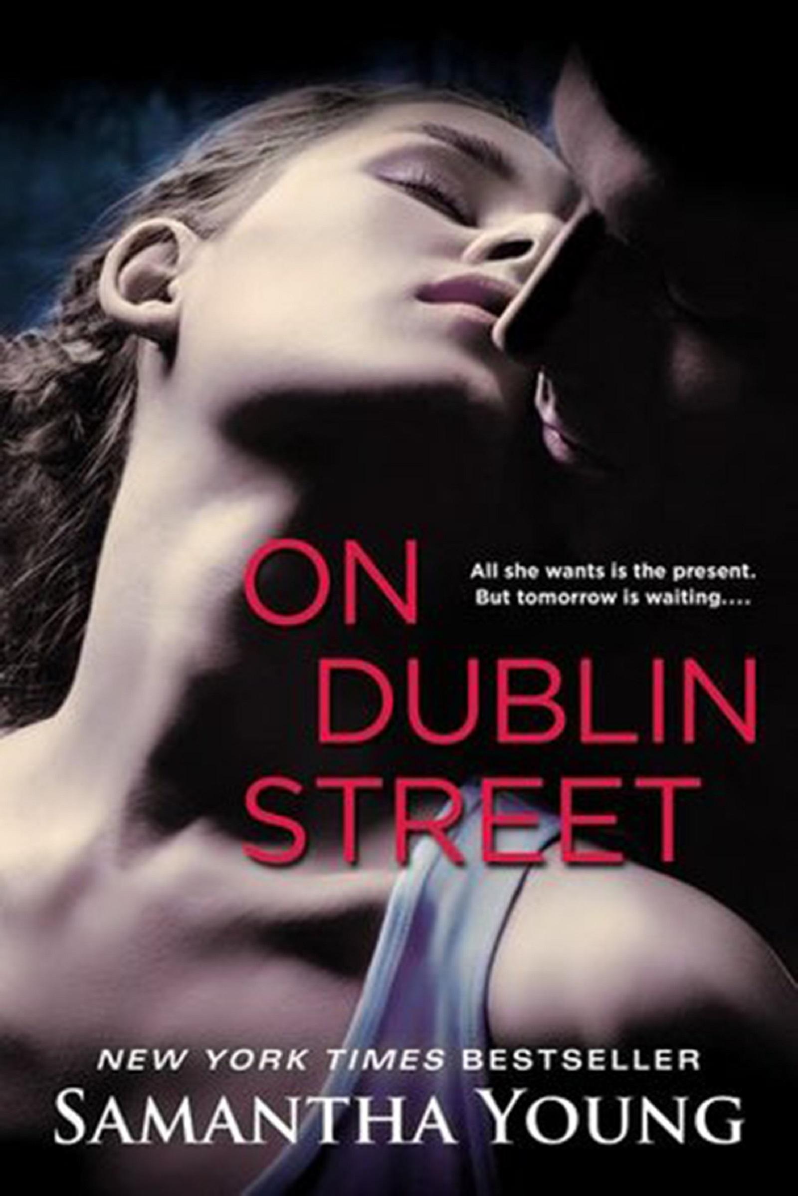 On Dublin Street paperbackcover