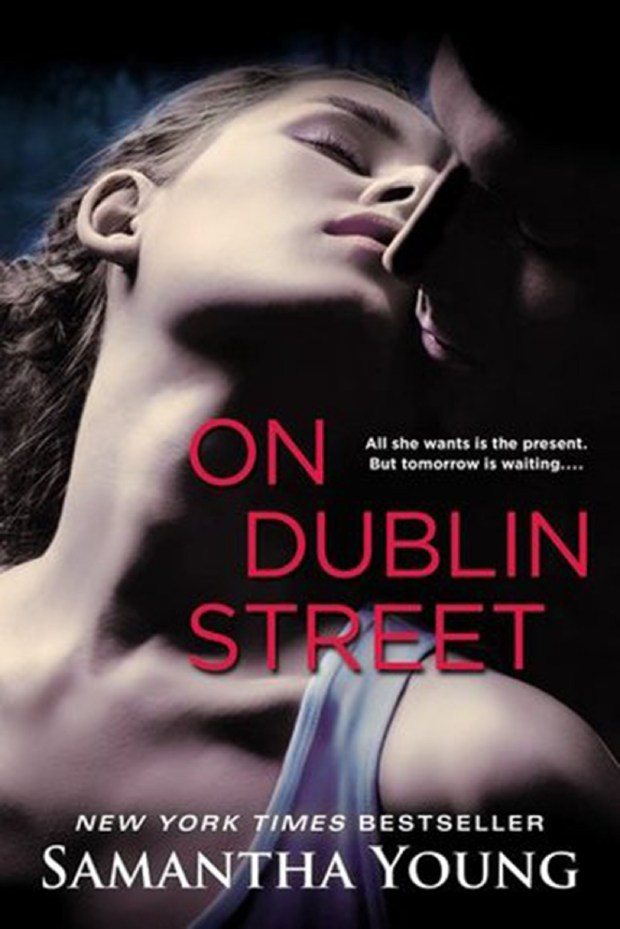 On Dublin Street paperbackcover