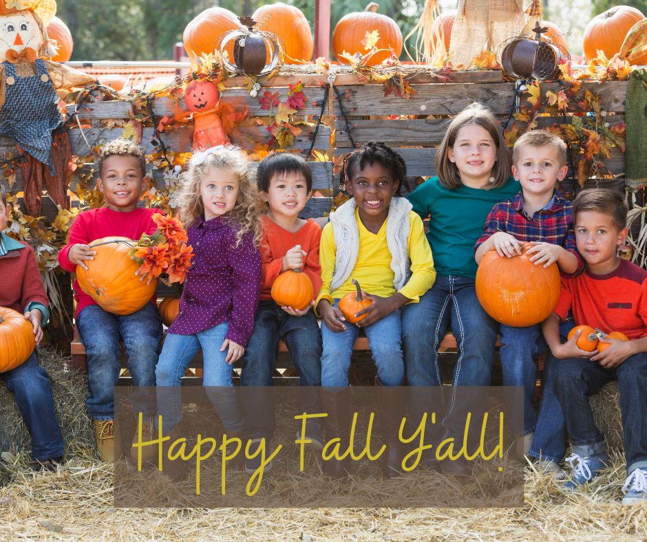 The Beauty of Fall Celebrations….