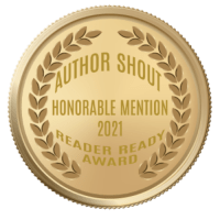 2021 Author Shout Reader Ready Award - Honorable Mention