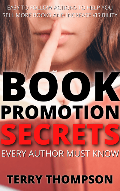 BOOK PROMOTION SECRETS EVERY AUTHOR MUST KNOW COVER