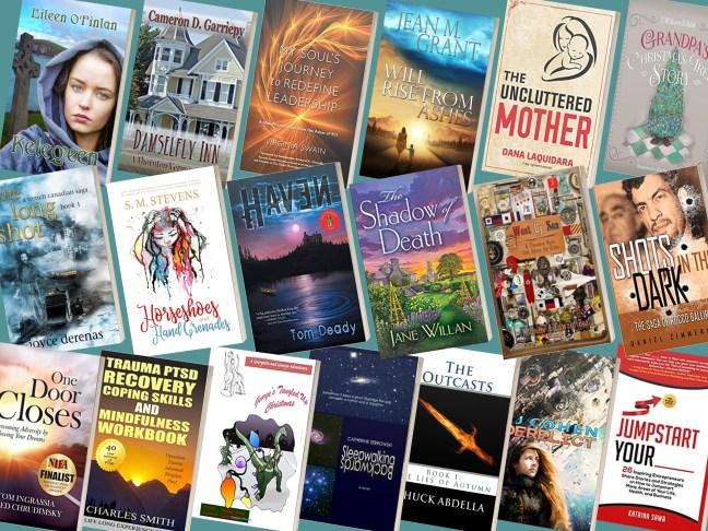 rutland author fair books by local authors collage