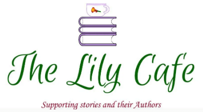 logo the lily cafe book review blog
