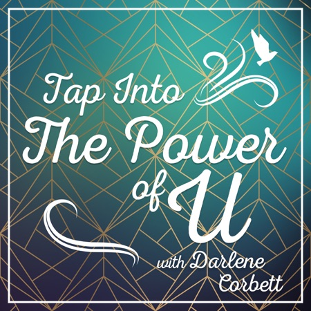 logo tap into the power of u podcast