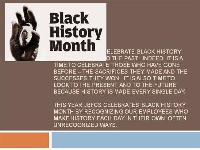 History Powerpoint Template Month Black
