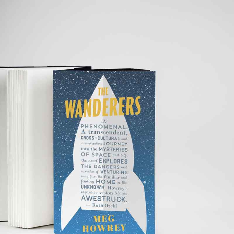 BOOK COVER DESIGN AUTHOR STUDIOS GOODBYE THE WANDERERS