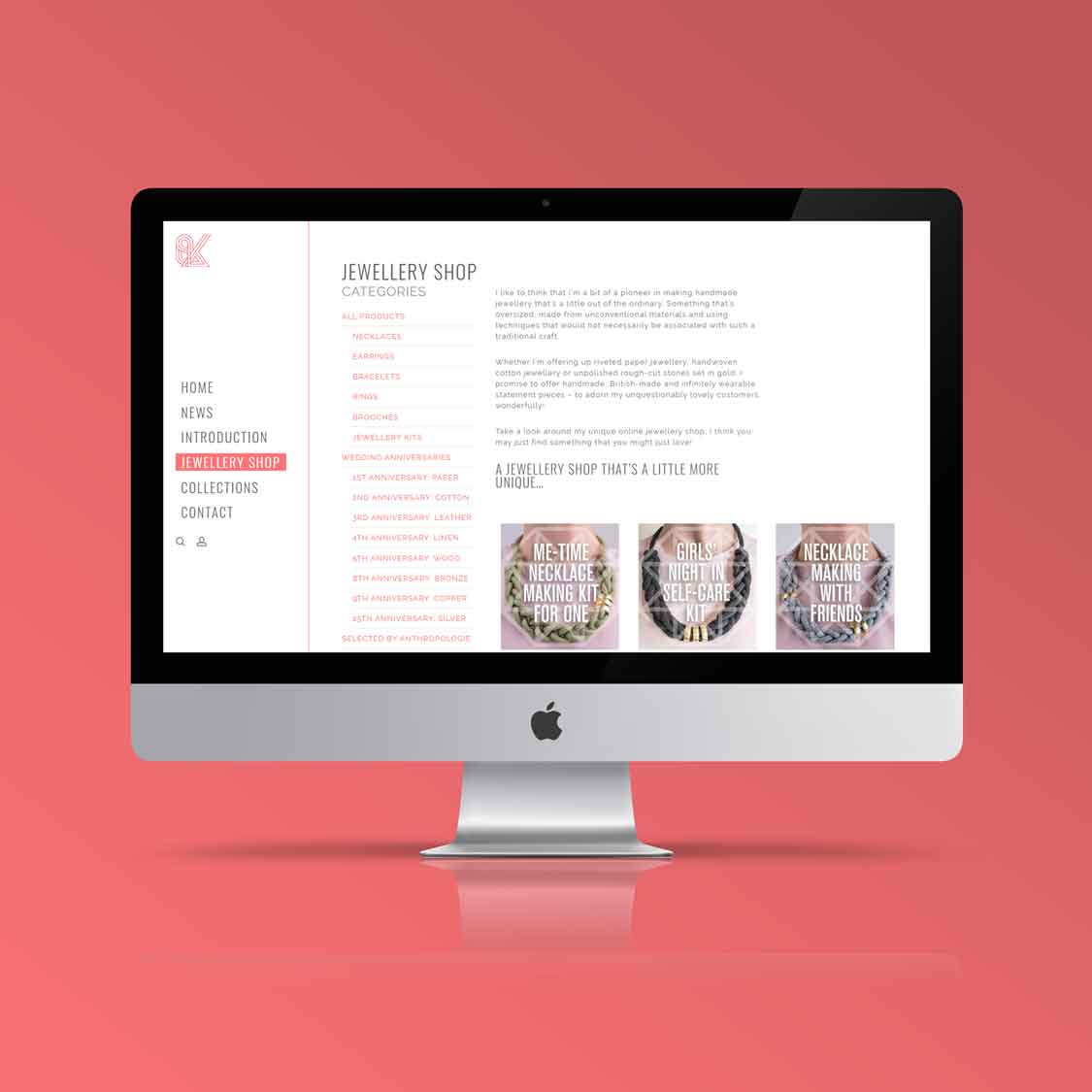 how to design a website case study saloukee author studios