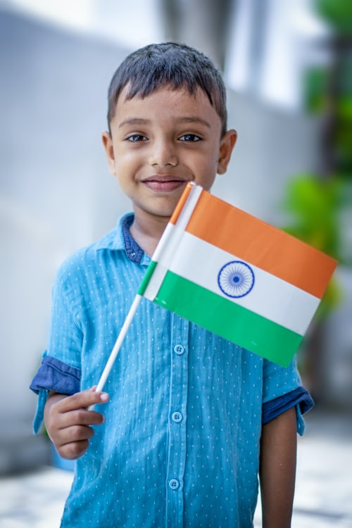 India – A Country
