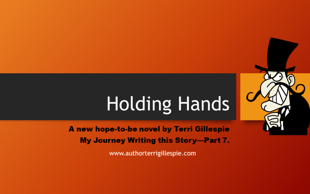 Book Journey: Holding Hands, Part 7