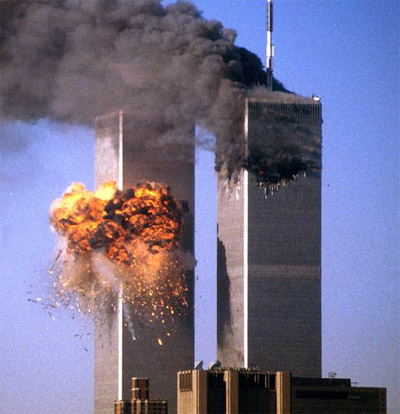 world trade center twin towers 9/11