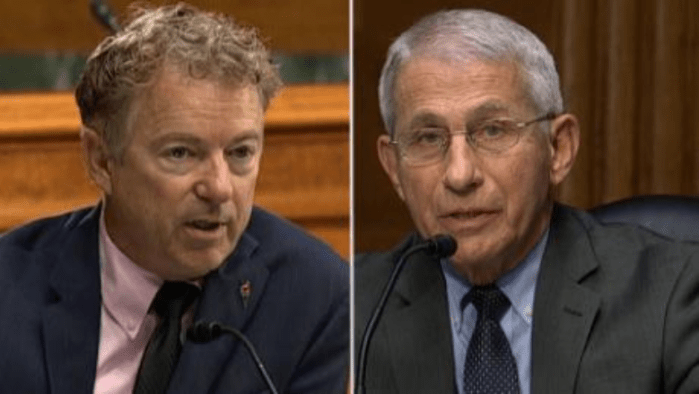 Anthony Fauci Rand Paul gain of function