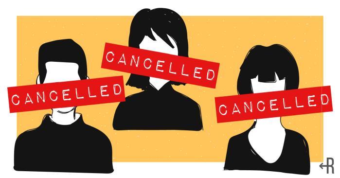 cancel culture social media outrage