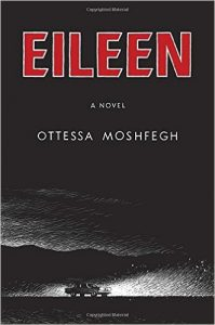 Alternative cover of Eileen by Ottessa Moshfegh