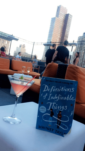 Snake charmed his way into a rooftop bar, not at all to Reggie's surprise.