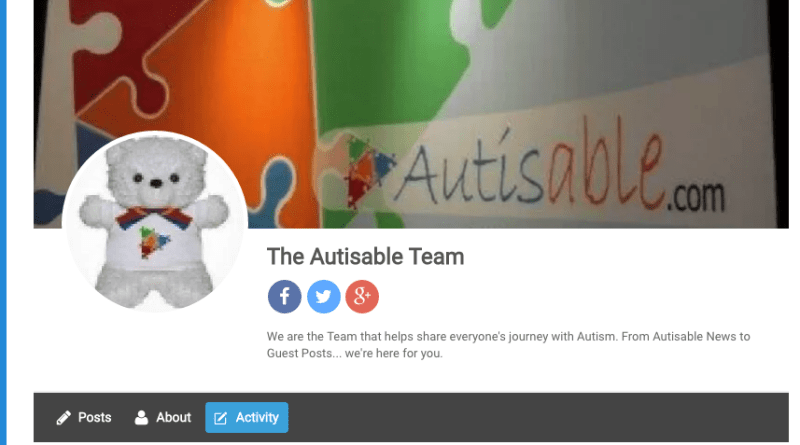 The Autisable Team