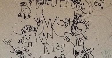 write on walls