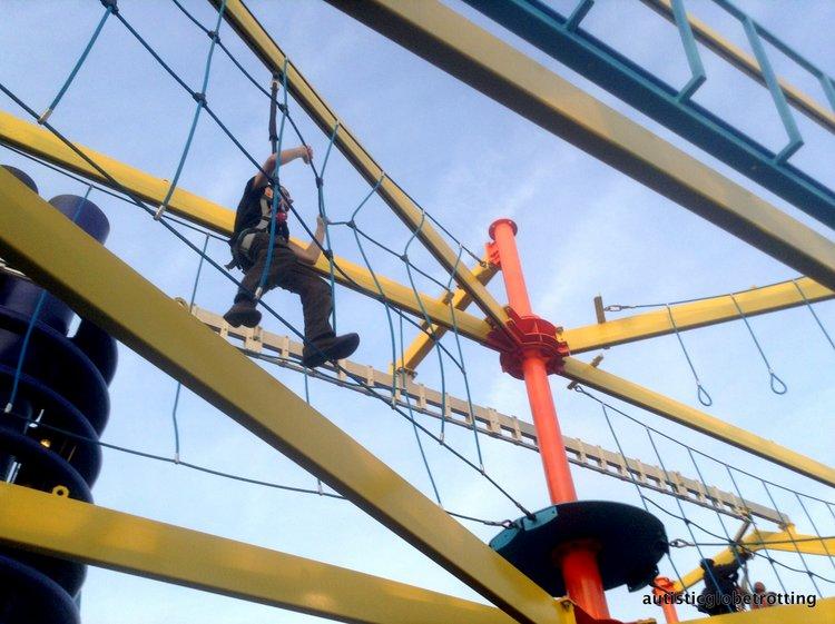 Top Family Fun Activities on Norwegian Breakaway ropes