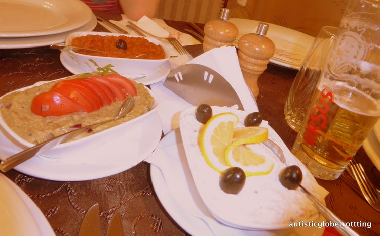 Introducing Your Kids to Romanian Foods plate