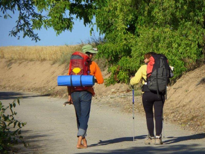 Trekking the Camino de Santiago de Compostela with Autism hikers