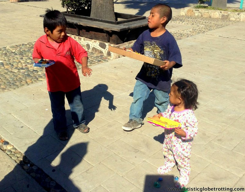 Ten Cultural Differences My Kid With Autism Learned from Traveling kids in Mx